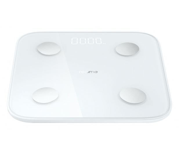 realme Smart Scale biały - 621104 - zdjęcie 2