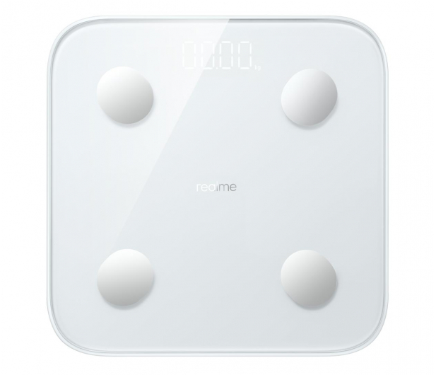 realme Smart Scale biały - 621104 - zdjęcie