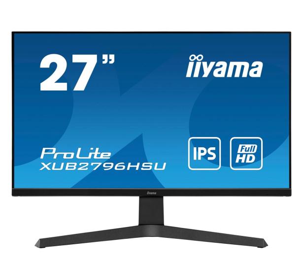 iiyama XUB2796HSU-B1 - 618989 - zdjęcie