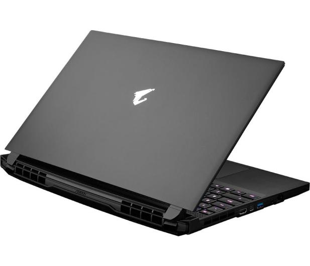 Gigabyte AORUS 15P i7-10870H/16GB/512/Win10 RTX3060P - 621682 - zdjęcie 5