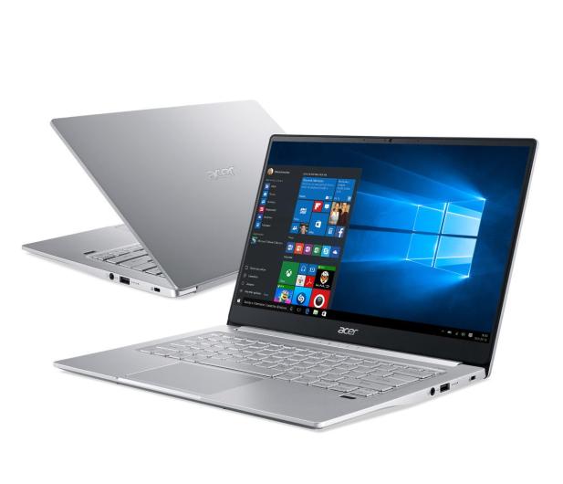 Acer Swift 3 i7-1165G7/16GB/1TB/W10PX IPS Srebrny - 620001 - zdjęcie