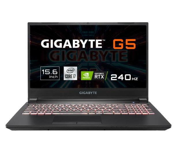 Gigabyte G5 KC i7-10870H/16GB/512/Win10 RTX3060P - 623227 - zdjęcie 2