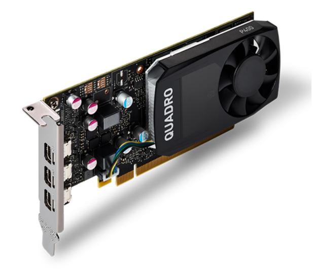 PNY Quadro P400 V2 2GB GDDR5 - 623612 - zdjęcie