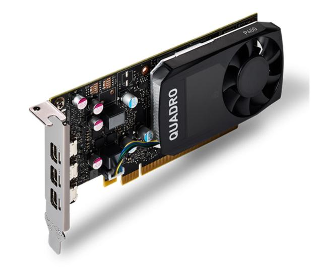 PNY Quadro P400 V2 DVI 2GB GDDR5 - 623616 - zdjęcie