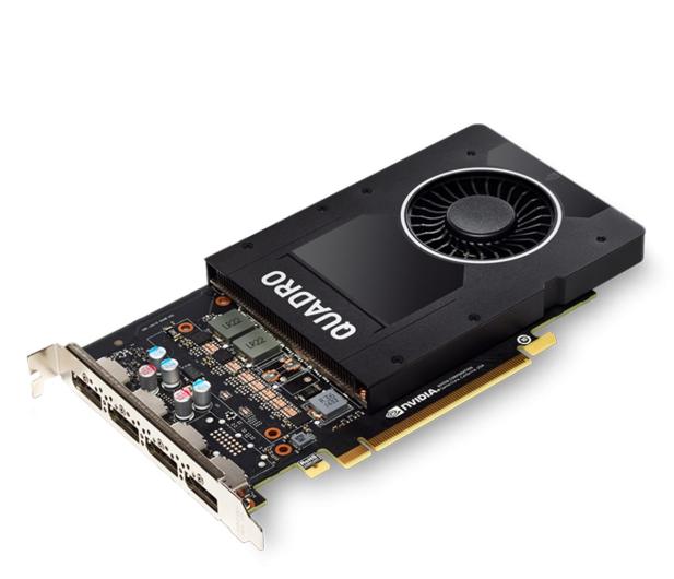 PNY Quadro P2200 5GB GDDR5 - 623618 - zdjęcie