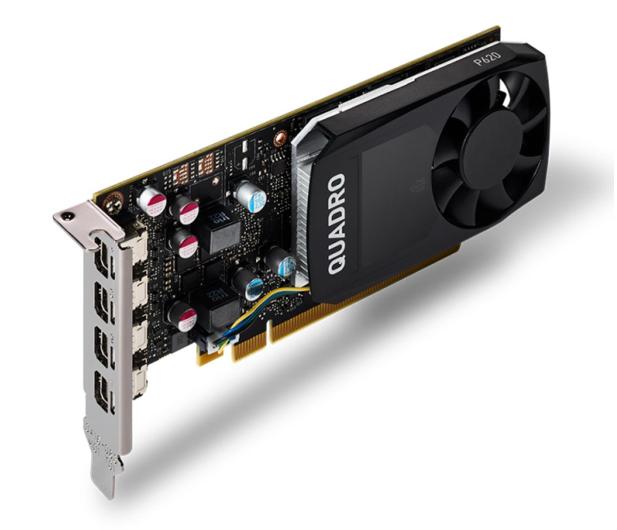 PNY Quadro P620 V2 DVI 2GB GDDR5 - 623620 - zdjęcie