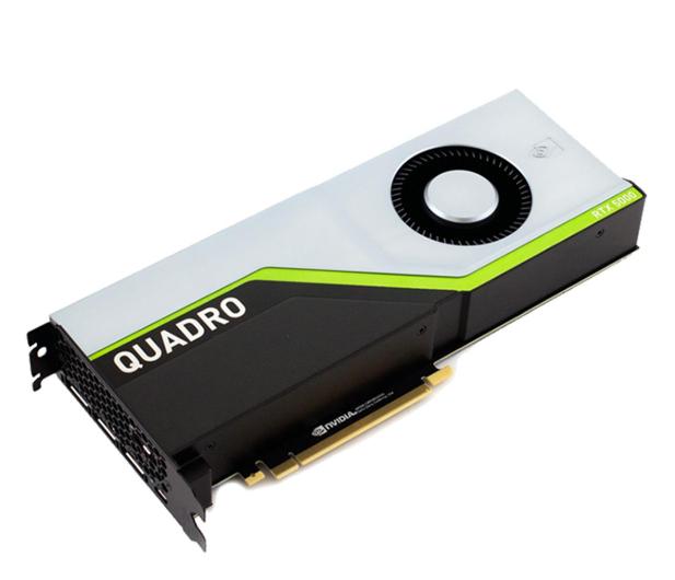 PNY Quadro RTX 5000 16GB GDDR6 - 623625 - zdjęcie
