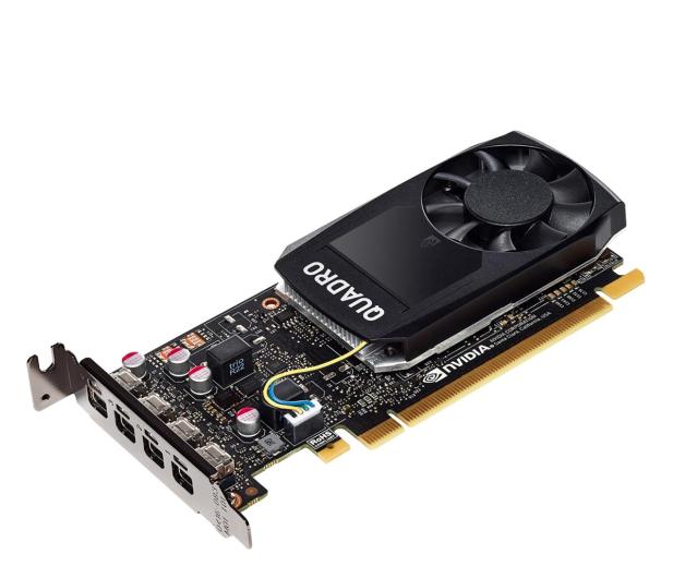 HP Quadro P1000 4GB GDDR5 - 623630 - zdjęcie