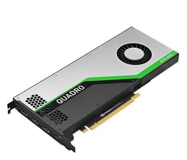 HP Quadro RTX 4000 8GB GDDR6 - 574015 - zdjęcie