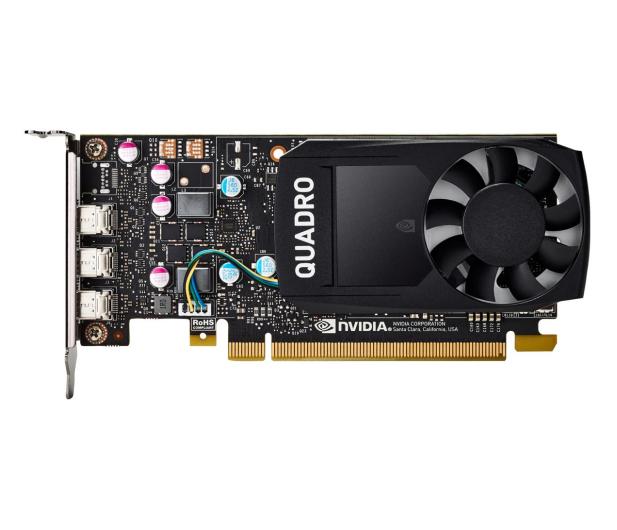 HP Quadro P400 2GB GDDR5 - 623627 - zdjęcie