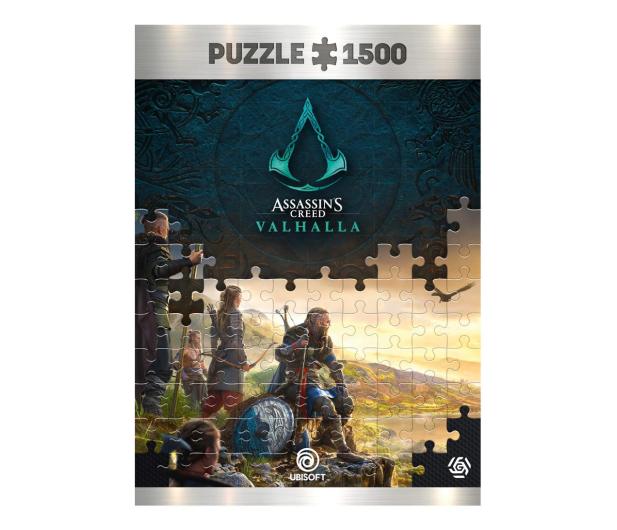 CENEGA AC Valhalla: England Vista puzzles 1500 - 623321 - zdjęcie