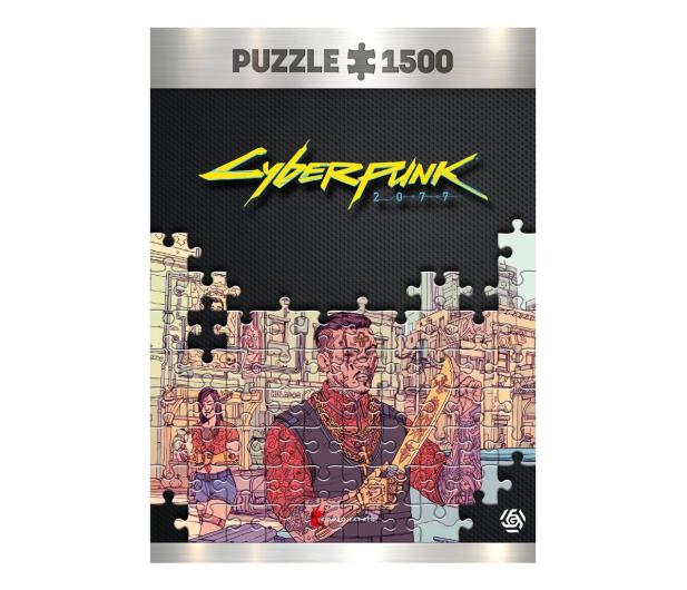 CENEGA Cyberpunk 2077: Valentinos puzzles 1500 - 623322 - zdjęcie