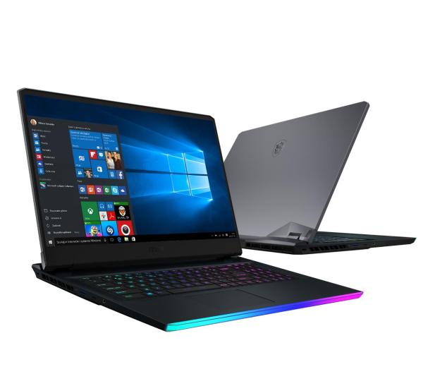 MSI GE76 i7-10870H/32GB/2TB/Win10 RTX3080 300Hz - 623269 - zdjęcie