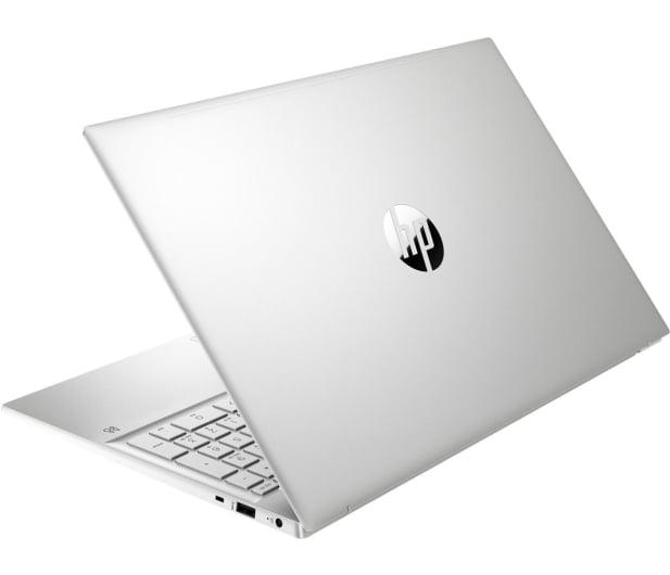 HP Pavilion 15 i5-1135G7/16GB/512/Win10 MX350 Silver - 621448 - zdjęcie 4