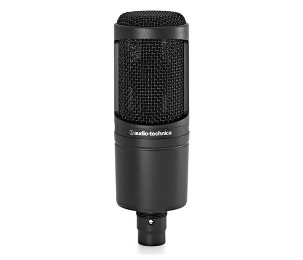 Audio-Technica AT2020 - 620963 - zdjęcie 2