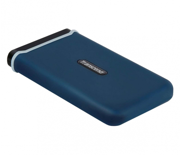 Transcend ESD370C 1TB USB 3.2 Gen. 2 Niebieski - 620953 - zdjęcie 3