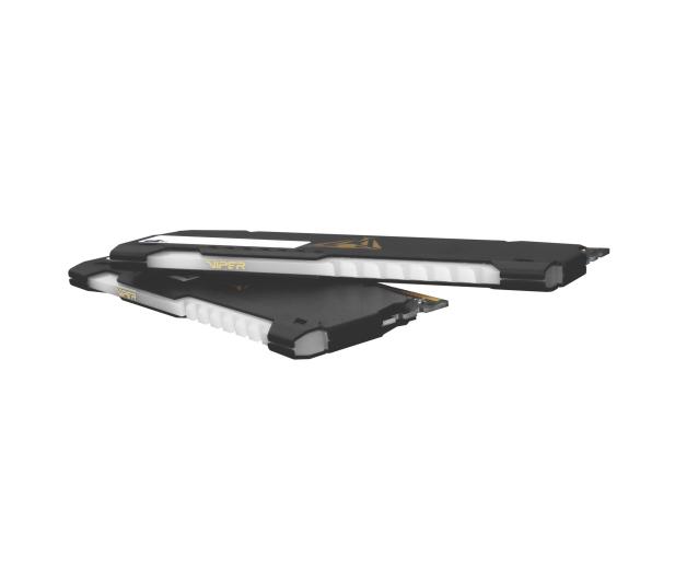 Patriot 16GB (2x8GB) 3200MHz CL18 Viper Steel RGB - 621622 - zdjęcie 4