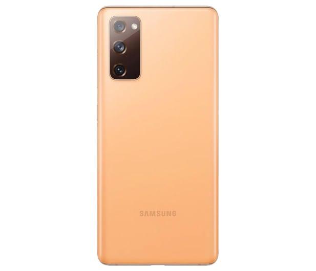 Samsung Galaxy S20 FE Fan Edition 256GB Snapdragon Orange - 639351 - zdjęcie 6