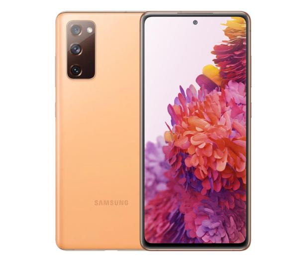 Samsung Galaxy S20 FE Fan Edition 256GB Snapdragon Orange - 639351 - zdjęcie
