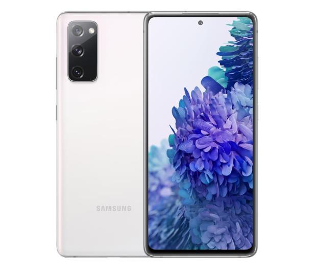 Samsung Galaxy S20 FE 5G Fan Edition Biały - 622764 - zdjęcie