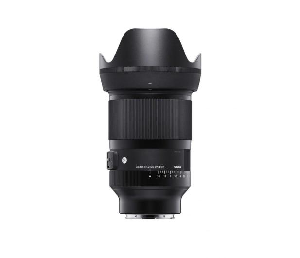 Sigma A 35mm f/1.2 A DG DN Sony E - 620648 - zdjęcie 4