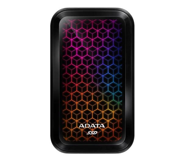 ADATA SE770G 512GB USB 3.2 Gen. 2 Czarny - 620538 - zdjęcie