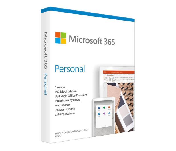 Microsoft 365 Personal | zakup z komputerem + 3m. - 624097 - zdjęcie