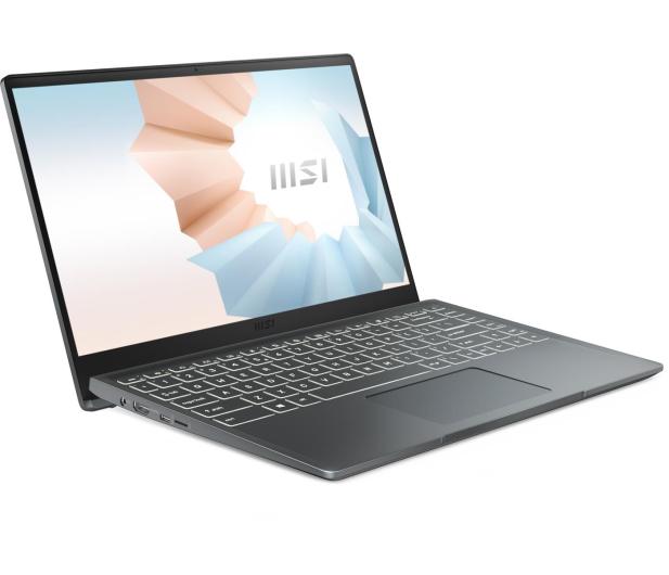 MSI Modern 14 i5-10210U/8GB/512 - 622531 - zdjęcie 4