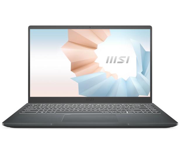 MSI Modern 14 i5-10210U/8GB/512 - 622531 - zdjęcie 3