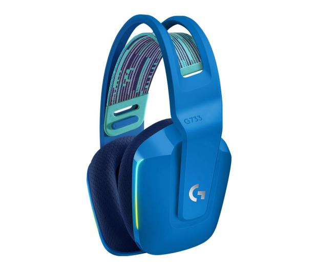 Logitech G733 LIGHTSPEED blue - 594939 - zdjęcie 2
