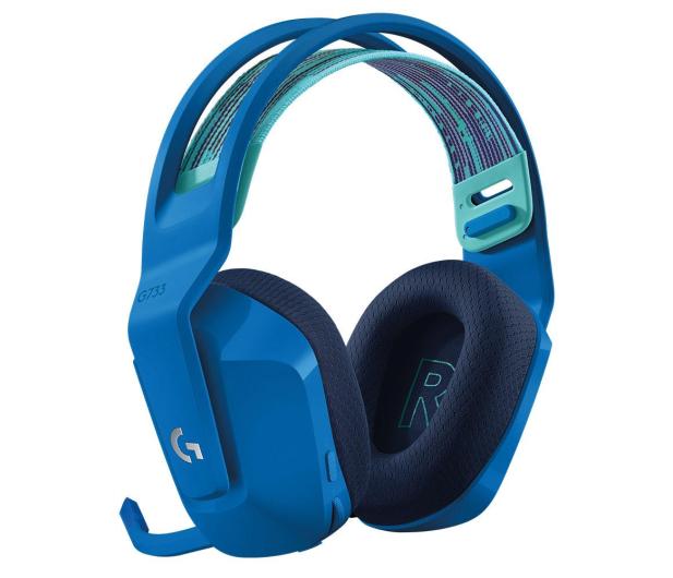 Logitech G733 LIGHTSPEED blue - 594939 - zdjęcie 3