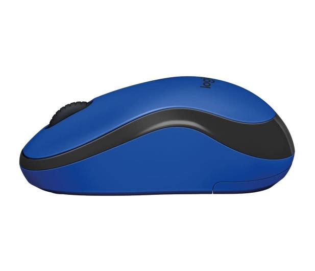 Logitech M220 Silent (niebieska)  - 329385 - zdjęcie 3