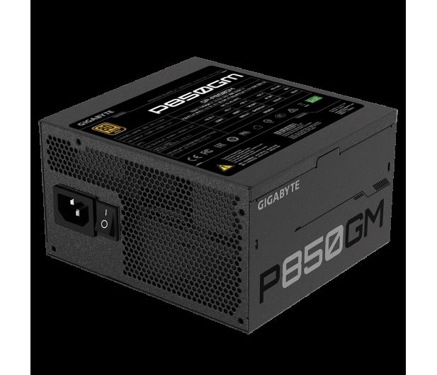 Gigabyte P850GM 850W 80 Plus Gold - 601551 - zdjęcie 2
