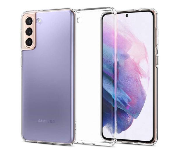 Spigen Liquid Crystal do Samsung Galaxy S21+  - 622334 - zdjęcie