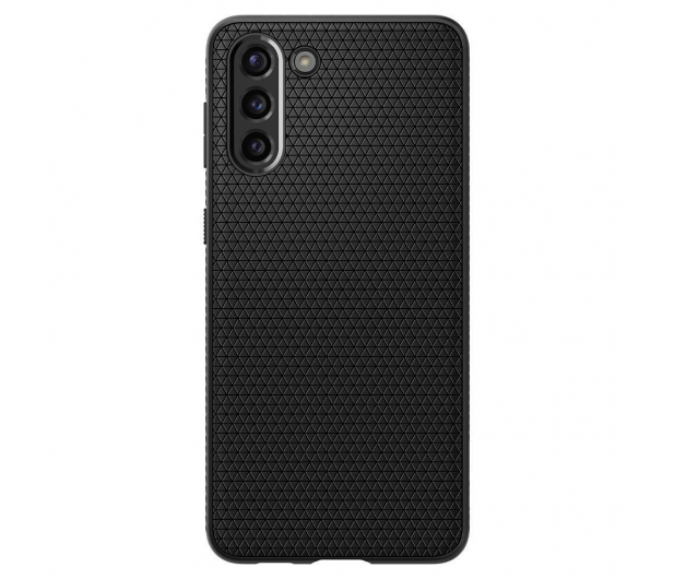 Spigen Liquid Air do Samsung Galaxy S21+ black  - 622337 - zdjęcie 2