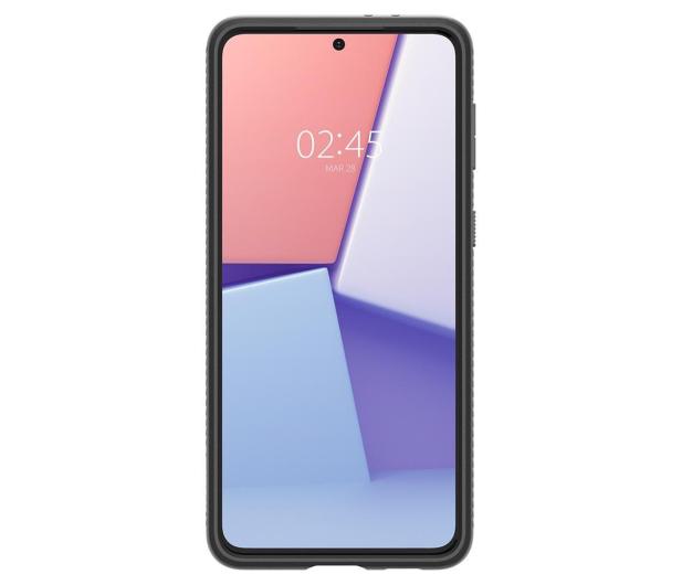 Spigen Liquid Air do Samsung Galaxy S21+ black  - 622337 - zdjęcie 3