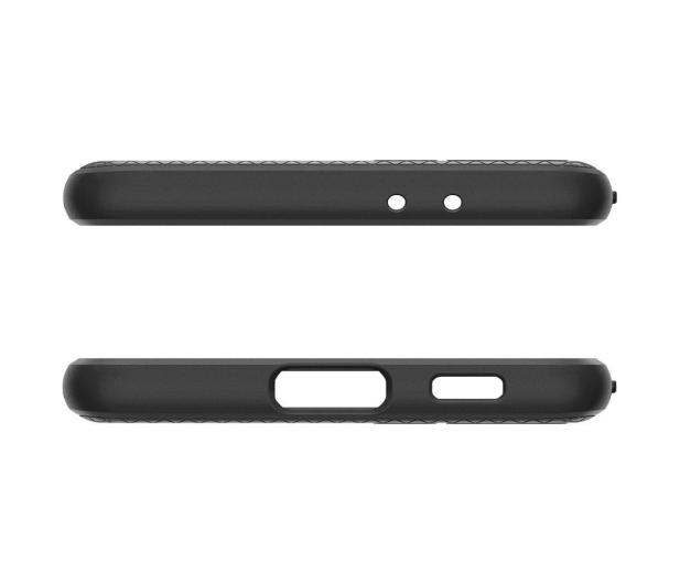 Spigen Liquid Air do Samsung Galaxy S21+ black  - 622337 - zdjęcie 6