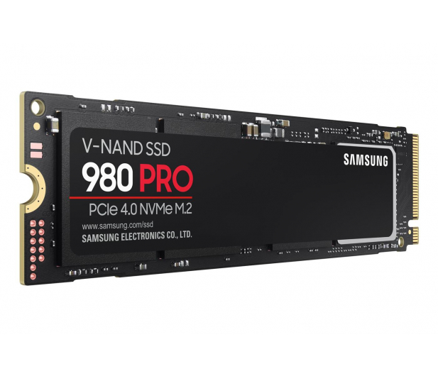 Samsung 2TB M.2 PCIe Gen4 NVMe 980 PRO - 622523 - zdjęcie 3