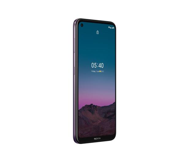 Nokia 5.4 Dual SIM 4/64GB purpurowy - 624113 - zdjęcie 5