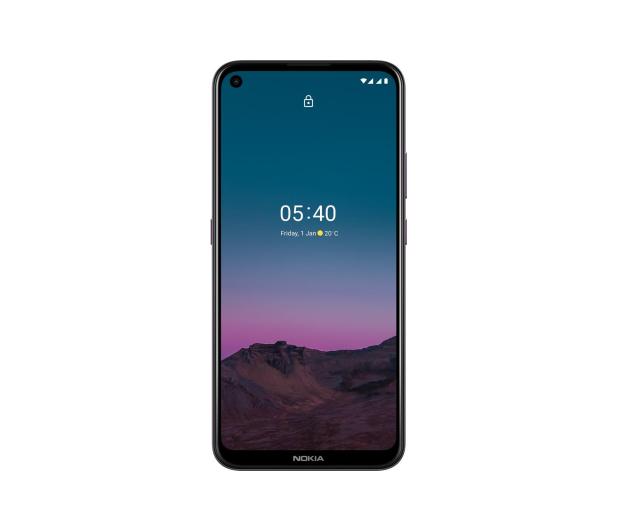 Nokia 5.4 Dual SIM 4/64GB purpurowy - 624113 - zdjęcie 3