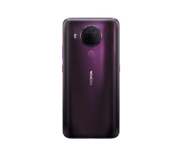 Nokia 5.4 Dual SIM 4/64GB purpurowy - 624113 - zdjęcie 4