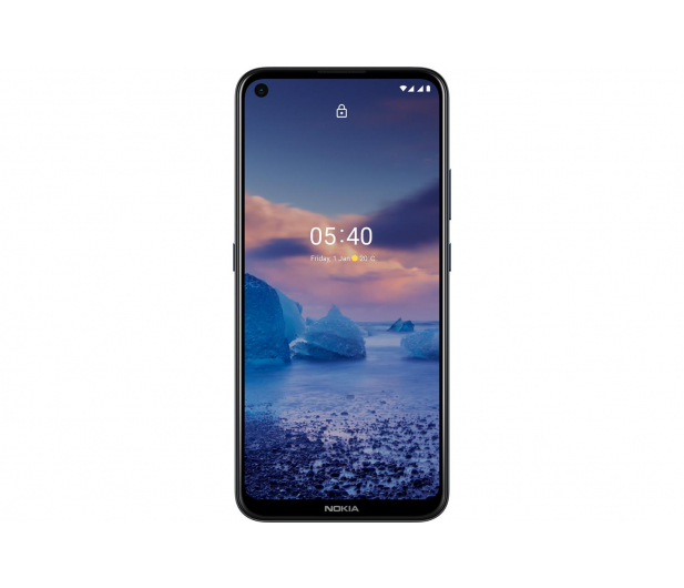 Nokia 5.4 Dual SIM 4/64GB niebieski - 624112 - zdjęcie 3