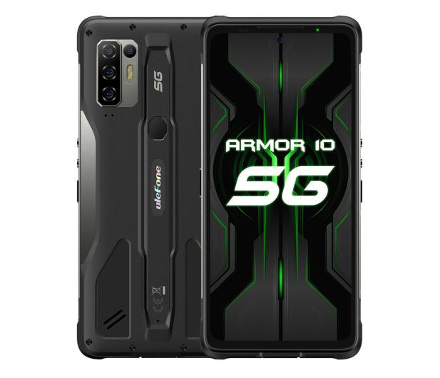 uleFone Armor 10 8/128GB Dual SIM 5G czarny - 622634 - zdjęcie