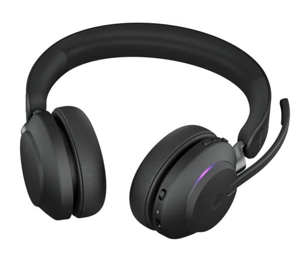 Jabra Evolve 2 65 Link 380a MS Stereo Black - 622700 - zdjęcie 2