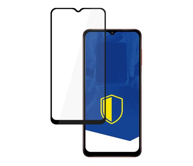3mk Szkło HardGlass MAX Lite do Galaxy A12 - 622504 - zdjęcie