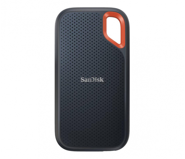 SanDisk Extreme Portable SSD 1TB USB 3.2 V2 Granatowy - 618564 - zdjęcie