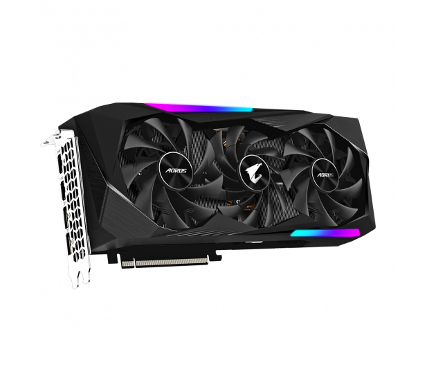 Gigabyte Radeon RX 6800 AORUS MASTER 16GB GDDR6 - 618682 - zdjęcie 3