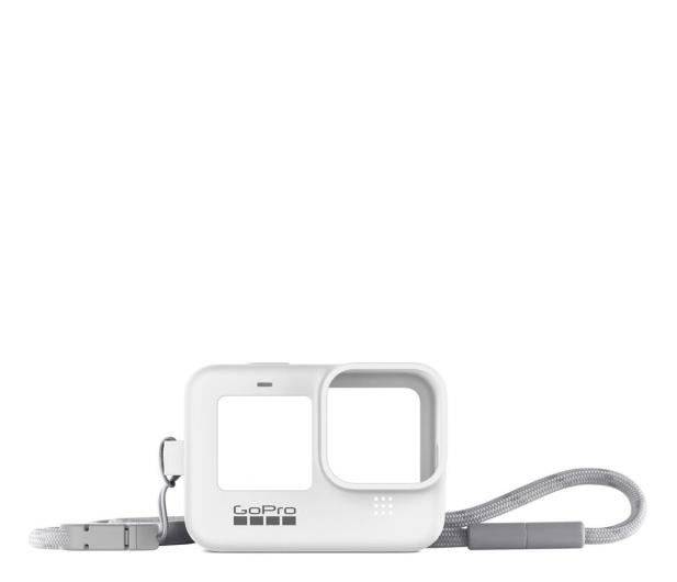 GoPro Silikonowe Etui do HERO9 Black białe - 618435 - zdjęcie