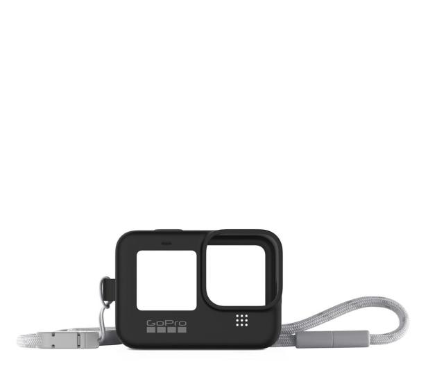 GoPro Silikonowe Etui do HERO9 Black czarne  - 618433 - zdjęcie