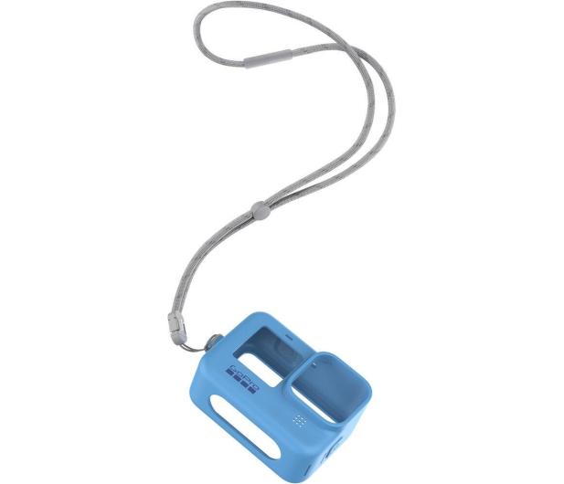 GoPro Silikonowe Etui do HERO9 Black niebieskie - 618434 - zdjęcie 2